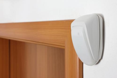 Modèle d'alarme de porte