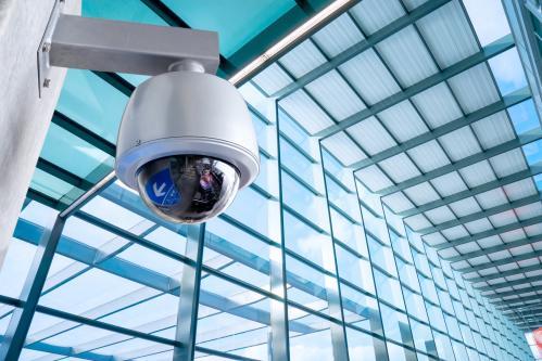 Caméra surveillance professionnelle