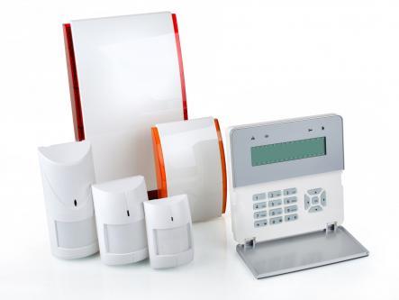 Modèle d'alarme sans fil