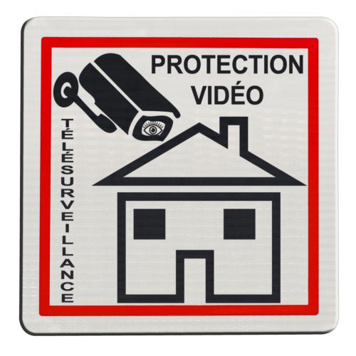 Panneau protection vidéo